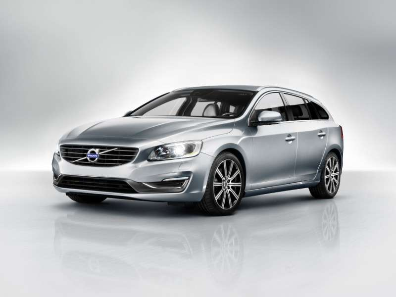 Volvo Announces The 2015 V60 Engine Lineup
