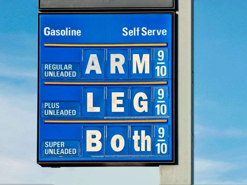 AAA: Gas Prices Falling For The Past 22 Days
