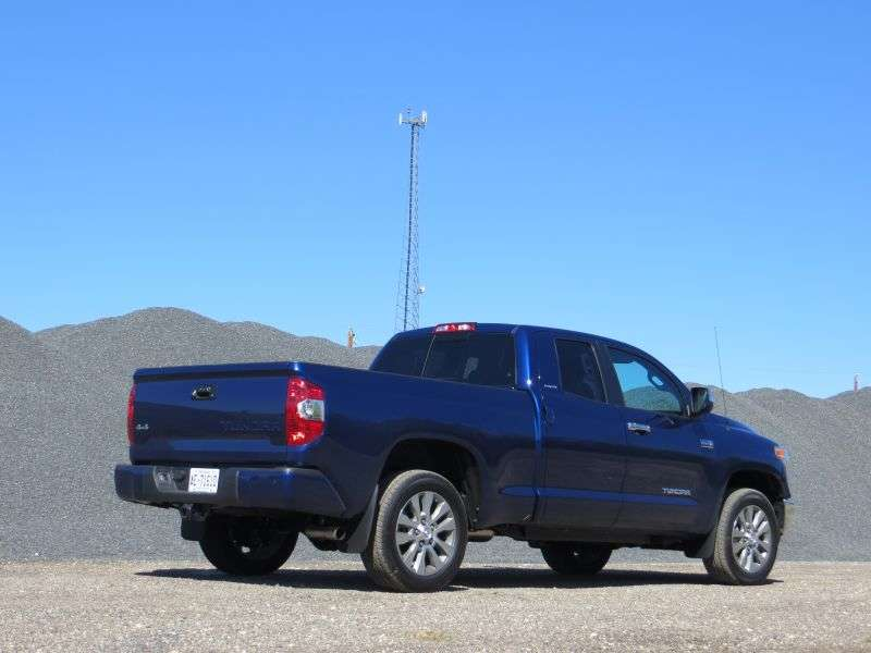 2014 Toyota Tundra Review: Models and Prices