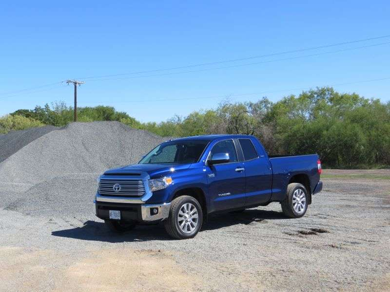 redesigned 2014 toyota tundra full size pickup truck to html autos weblog. Black Bedroom Furniture Sets. Home Design Ideas