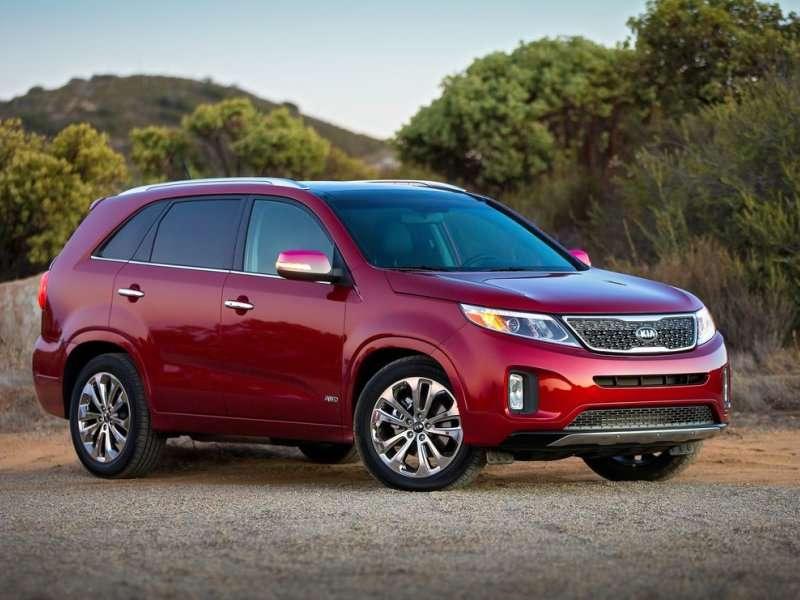 NHTSA: 2014 Kia Sorento Earns 5-Star Overall Vehicle Score
