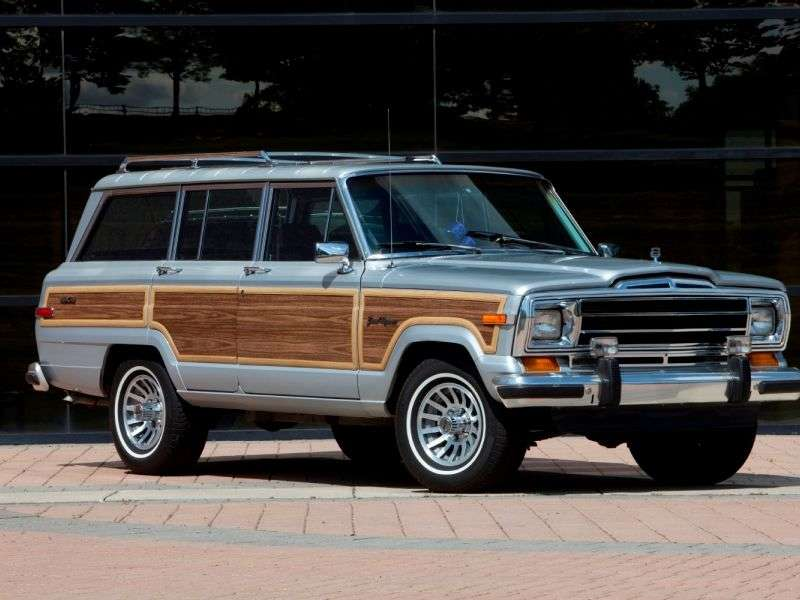 what 39 s new for american trucks 07 2015 jeep grand wagoneer. Cars Review. Best American Auto & Cars Review