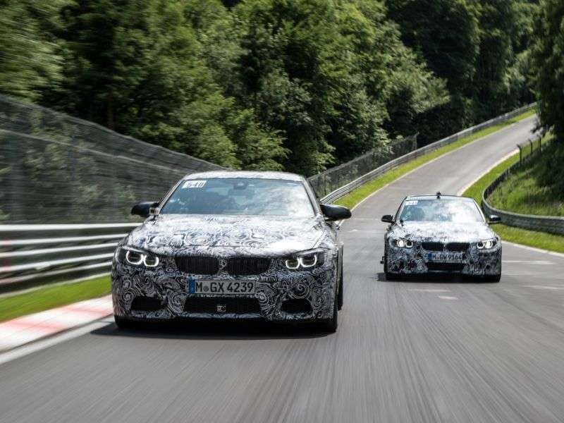 BMW Goes Technical With The Upcoming M3 and M4