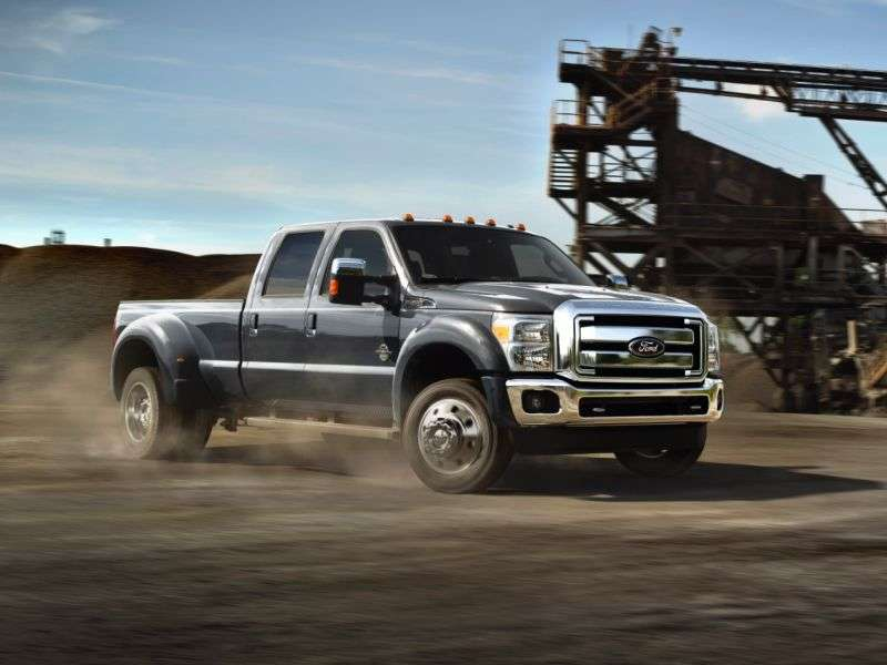 Ch-Ch-Changes For The 2015 Ford F-Series Super Duty