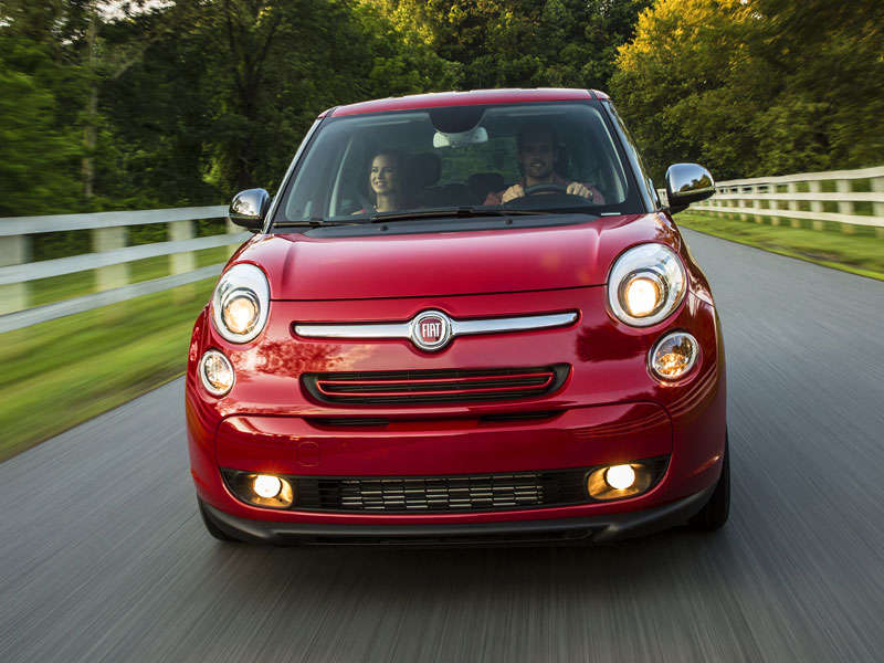 2014 Fiat 500L Quick Spin Review