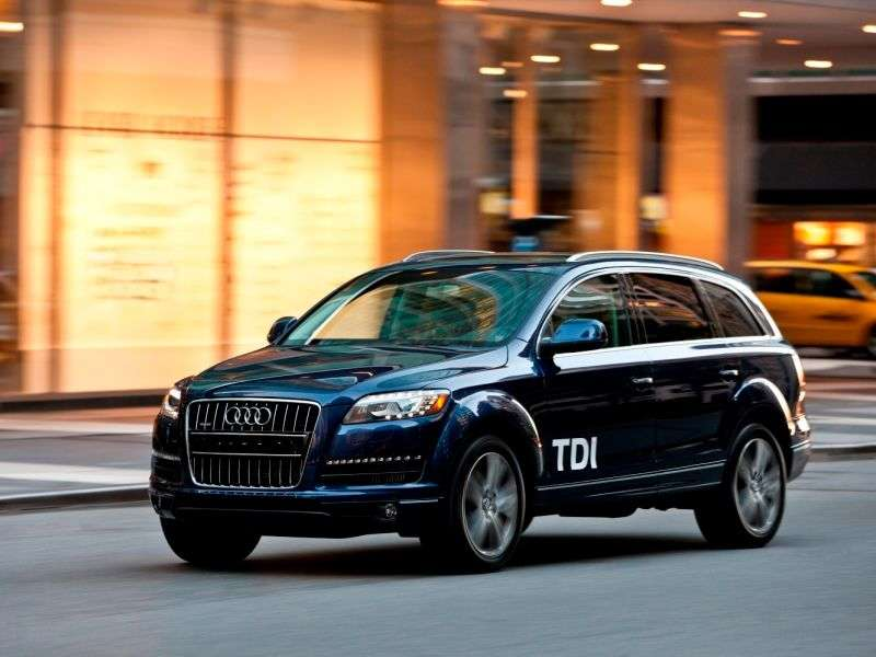 September Auto Sales: Crossover Sales Spur Audi to New Record