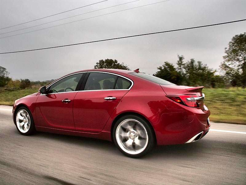 2014 Buick Regal GS First Drive