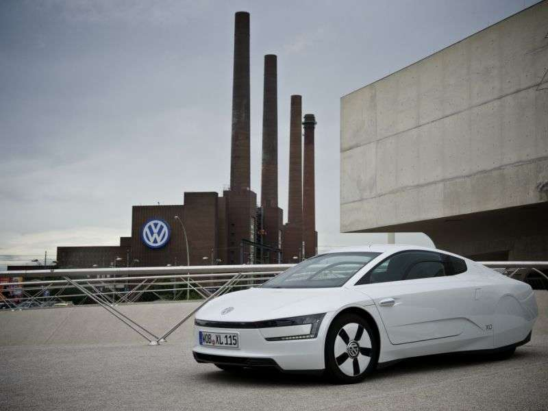 VW XL1 Touches Down in Tennessee