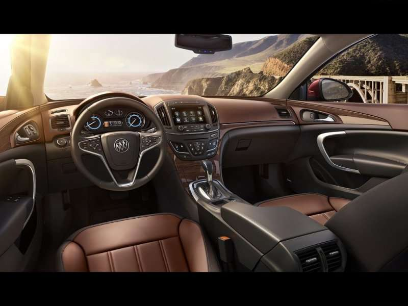 10 things you need to know about the 2014 buick regal. Black Bedroom Furniture Sets. Home Design Ideas