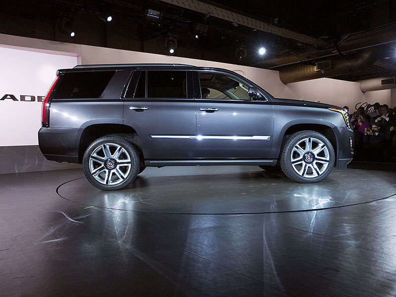Must See SUVs of the LA Auto Show 2014