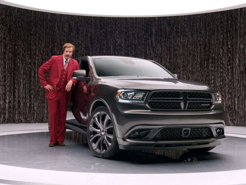 Will Ferrell Helps 2014 Dodge Durango Stay Classy in New Campaign
