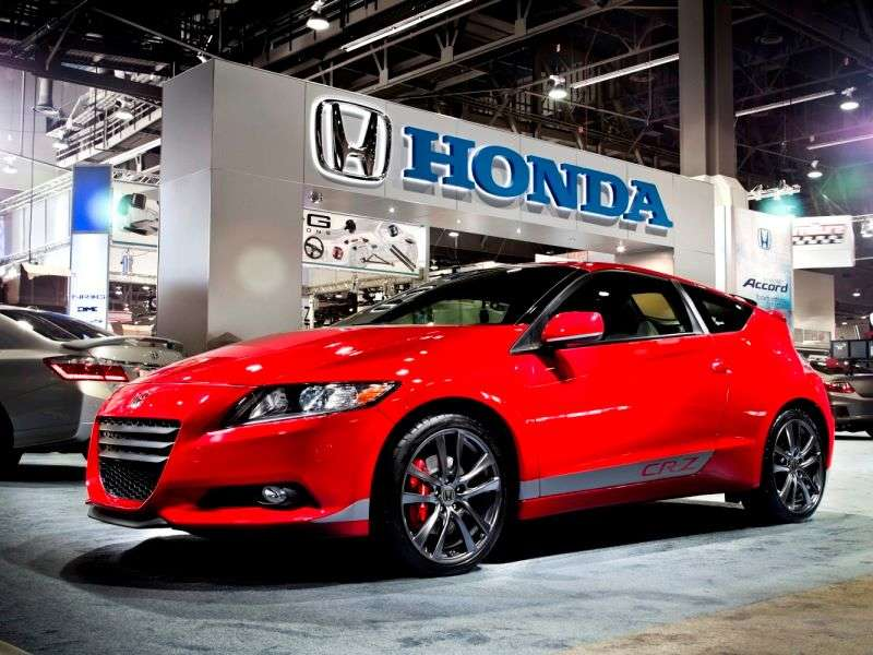2014 Honda CR-Z: Sporty Hybrid Sports Sub-$20K MSRP