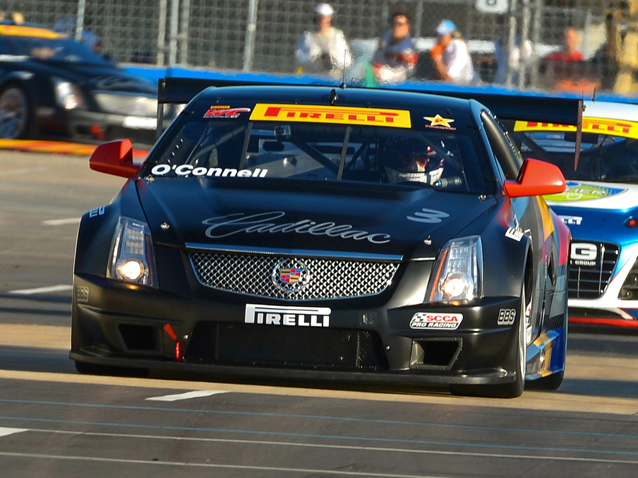 Cadillac CTS-V, Chevy Camaro Score World Challenge Championships