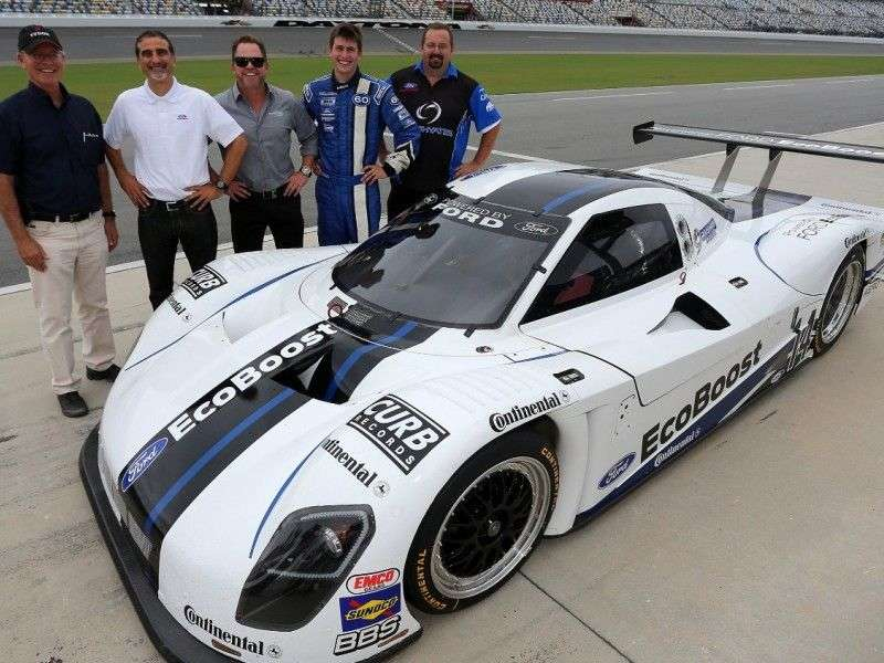 Ford and Michael Shank Racing Set A New Daytona Speed Record
