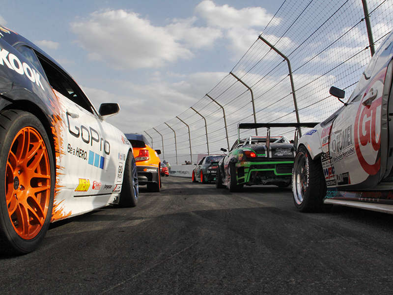2013 Formula Drift Finals: Today