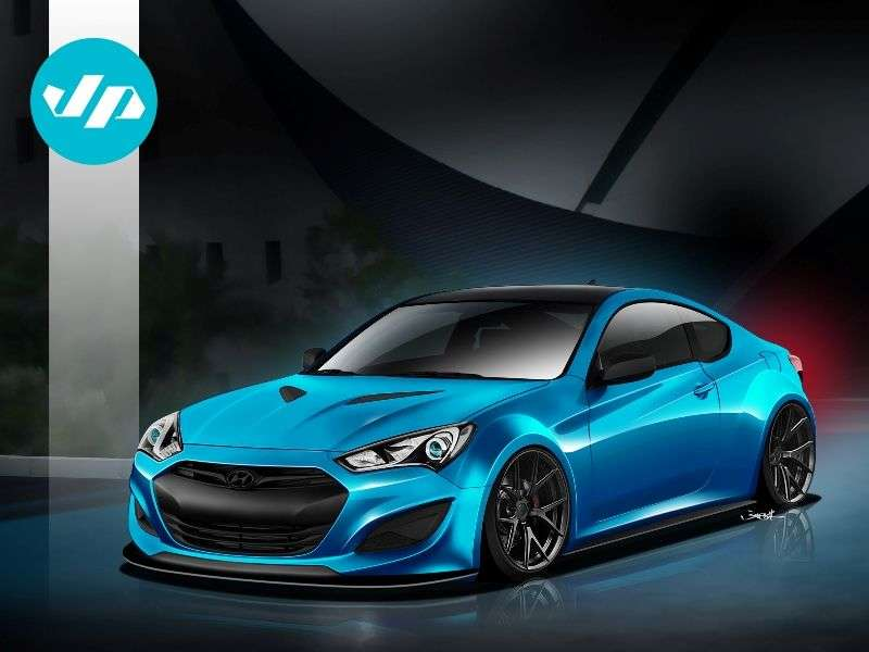 Hyundai and ARK Performance Join Forces For Genesis Coupe