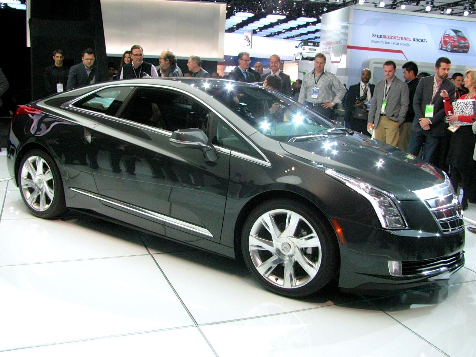 2014 Cadillac ELR to Start at $75,000