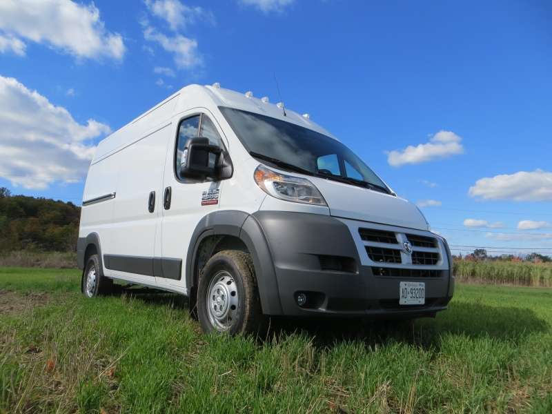 First Drive - 2014 Ram Promaster