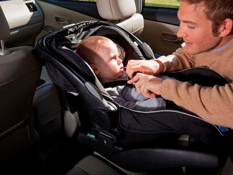 Simple 10 Car Seat Mistakes You Didn39t Know You Were Making