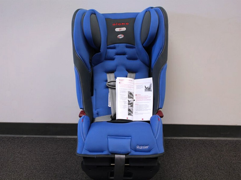 Diono Car Seat Replacement After Accident