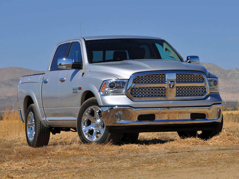 2014 Ram 1500 EcoDiesel Quick Spin Review