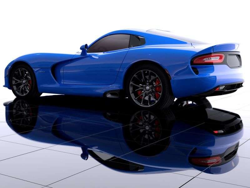 2014 SRT Viper Contest Offers VIP Visit to 24 Hours of Daytona