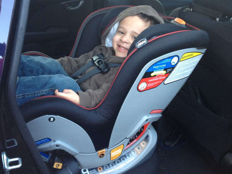 My Toddler Won T Get In The Car Seat