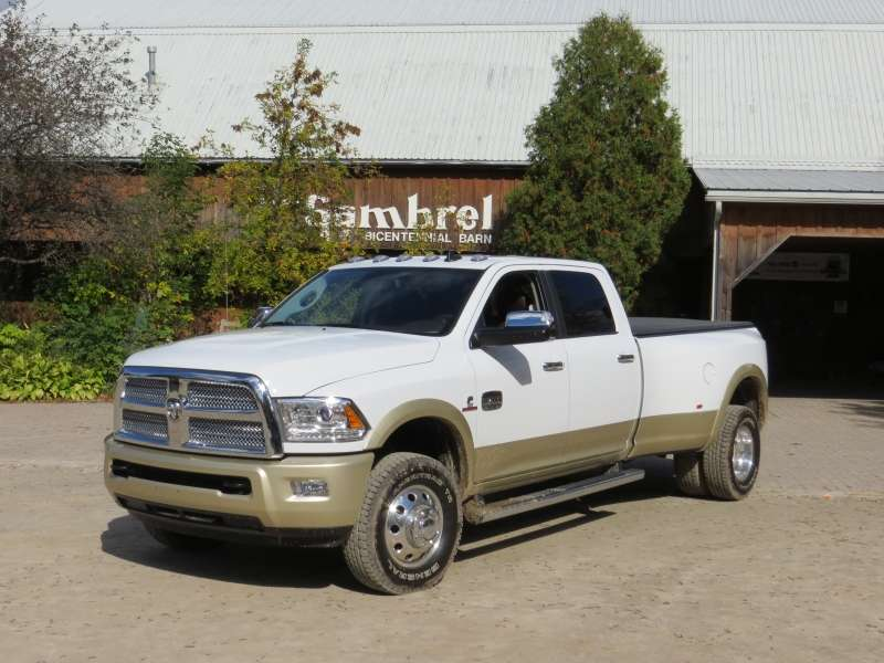 2014 Ram 2500 and 3500 Heavy Duty Truck First Drive