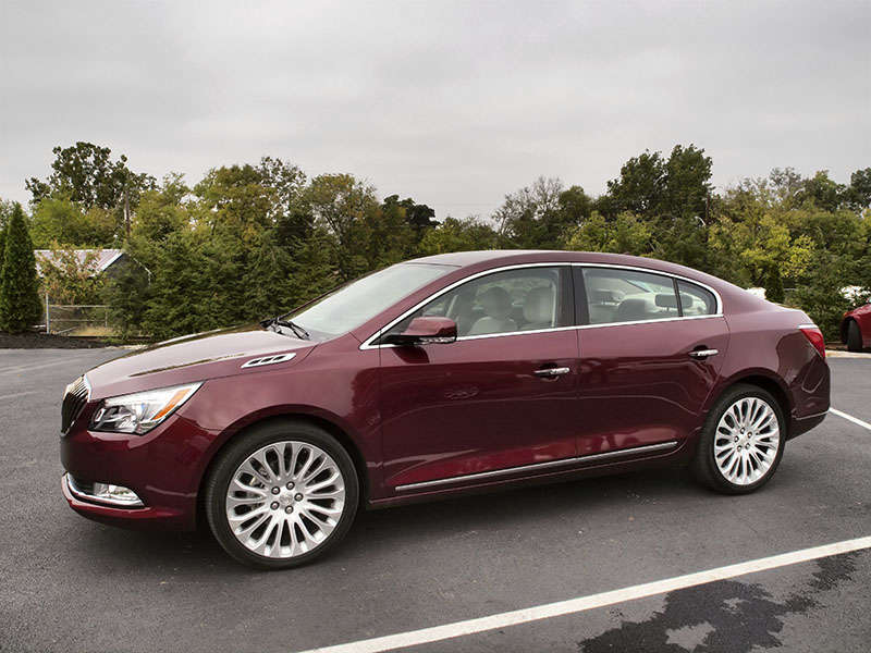 2014 buick lacrosse awd quick spin. Cars Review. Best American Auto & Cars Review