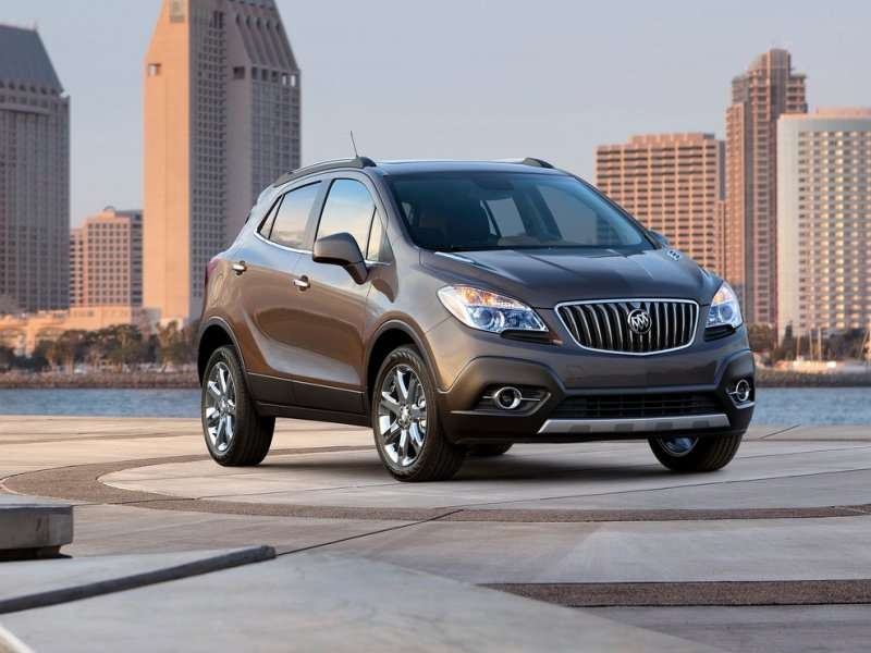 First Drive - 2014 Buick Encore