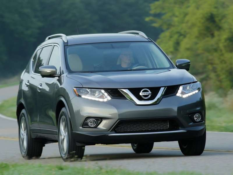 10 things you need to know about the 2014 nissan rogue. Black Bedroom Furniture Sets. Home Design Ideas