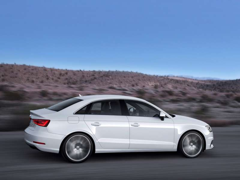 2015 Audi A3 Sedan Stays Below $30K