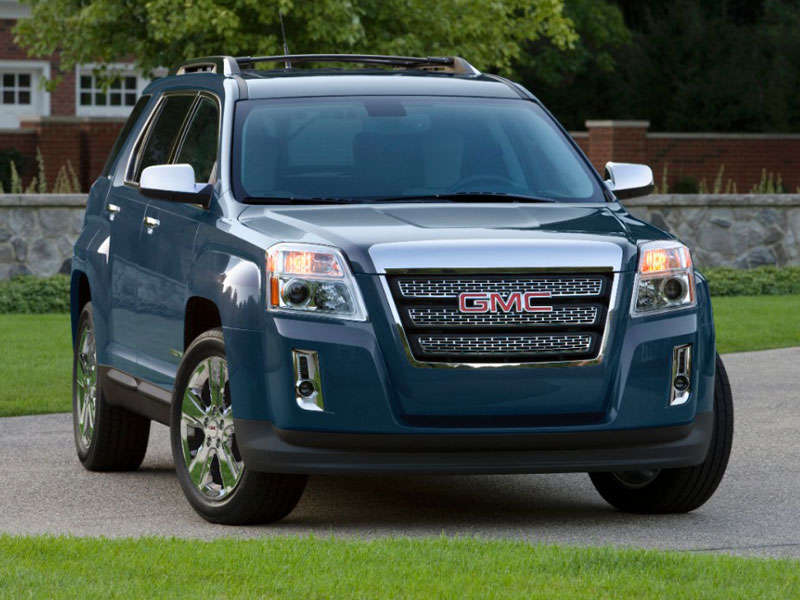 2014 GMC Terrain Crossover SUV Road Test and Review