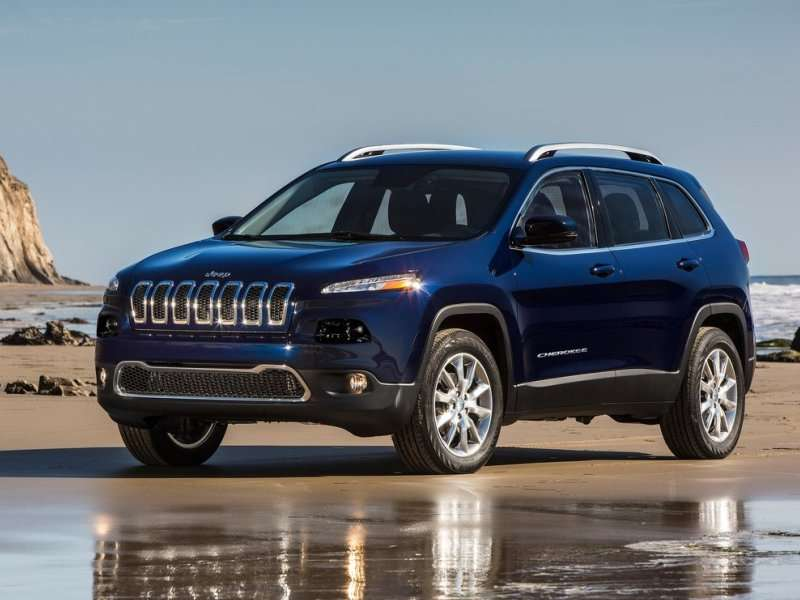 2014 Jeep Cherokee Named Top Safety Pick