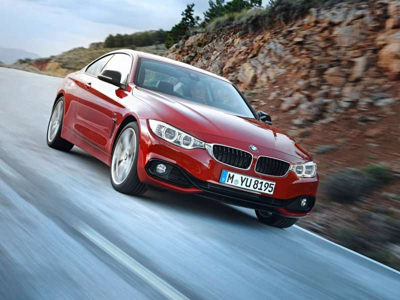 10 Things You Need To Know About The 2014 BMW 4 Series