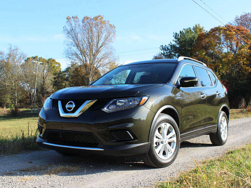 Review: The 2014 Nissan Rogue Is More of the Same - And That