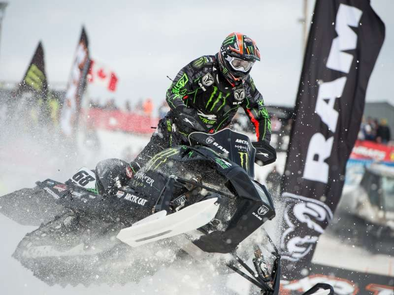 Ram Wraps up Snocross Sponsorship Deal