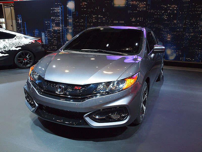 SEMA Surprise: 2014 Honda Civic Coupe Launches in Las Vegas
