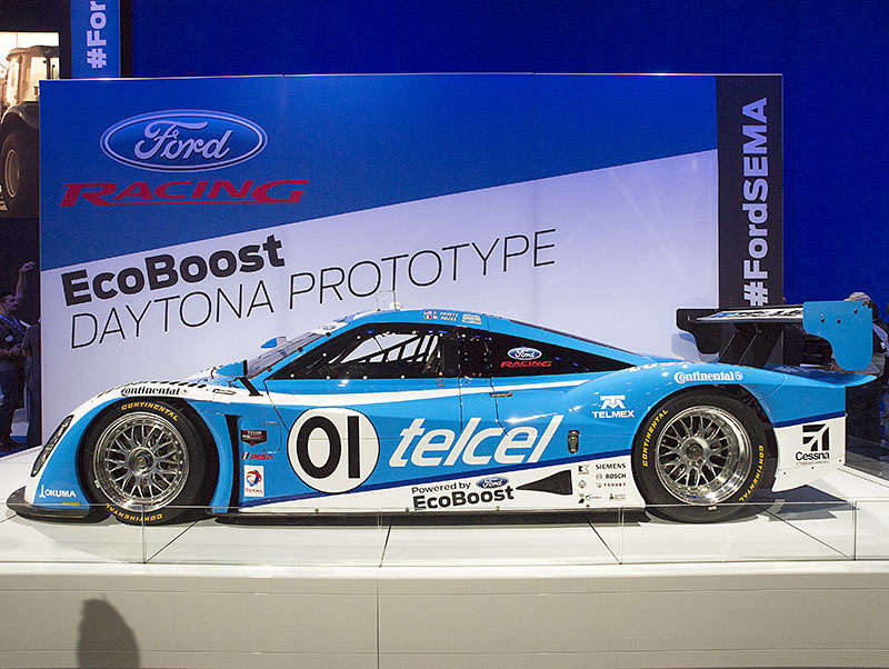 Ford Overwhelms SEMA 2013 With Close To 60 Entries