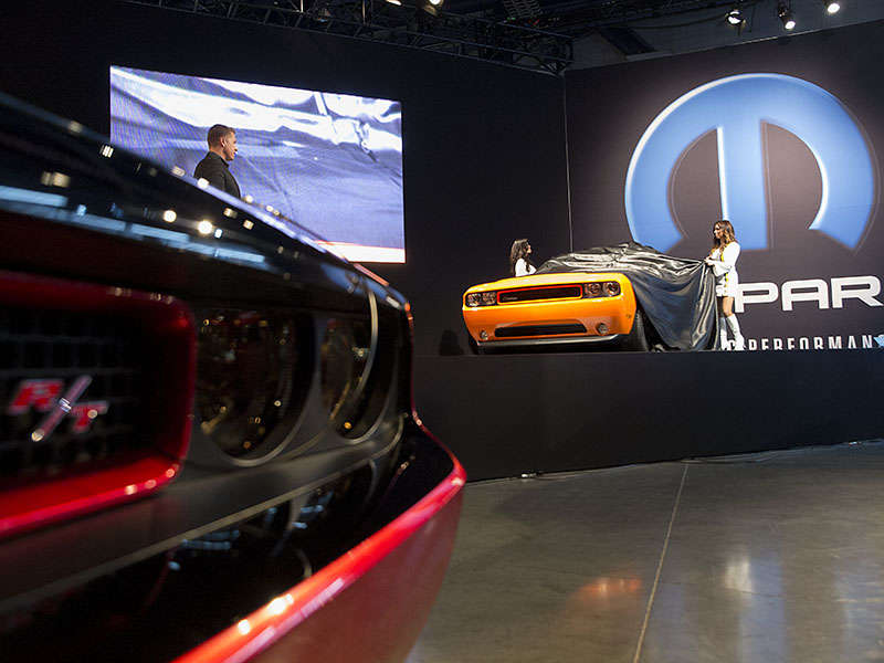 dodge reaches into past playbook for sema 2013. Black Bedroom Furniture Sets. Home Design Ideas