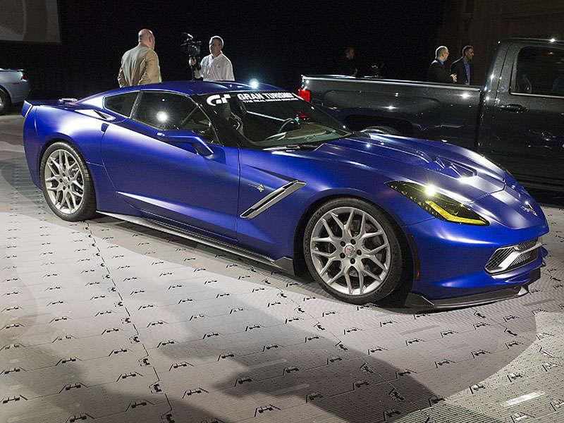 2014 Chevrolet Corvette Stingray Stars In SEMA Debut