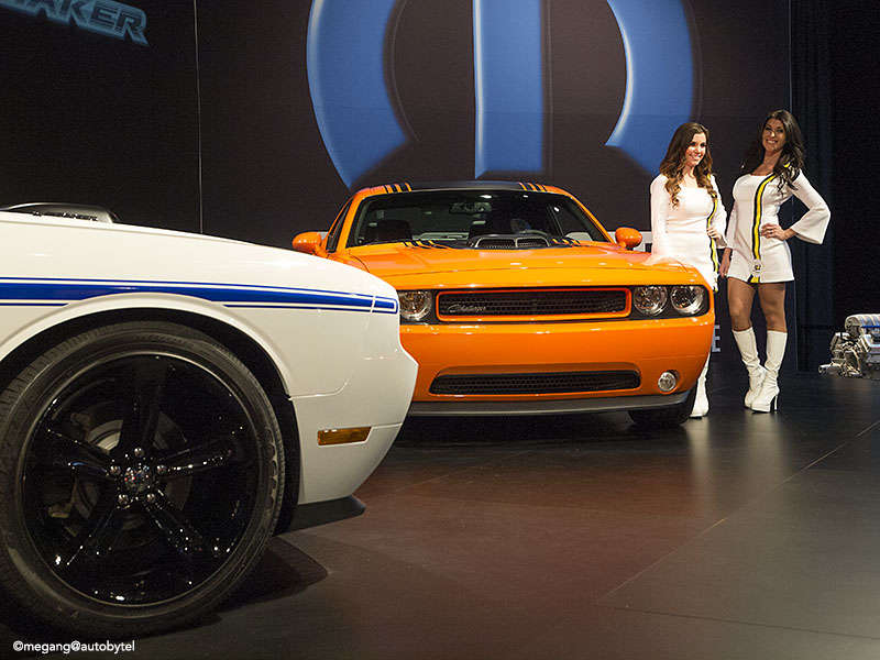 2014 Dodge Challenger Happens in Vegas, Shakes in Vegas