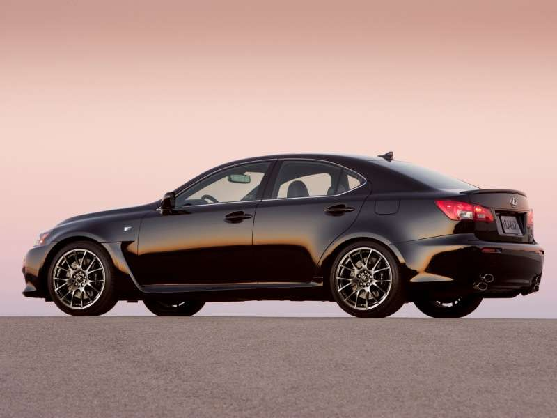 10 Things You Need To Know About The 2014 Lexus IS F