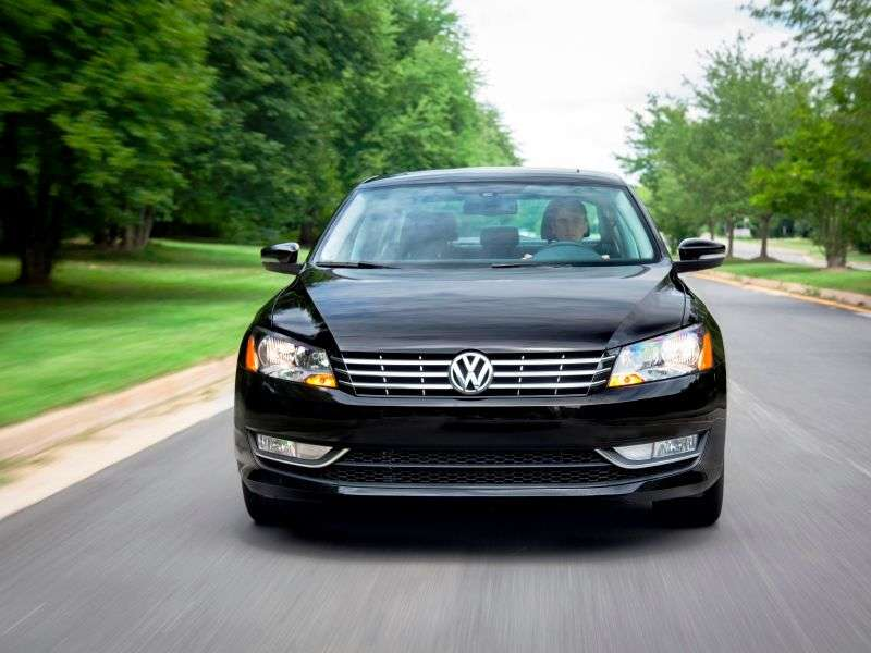 New Turbocharged 2014 VW Passat to Start from $20,895