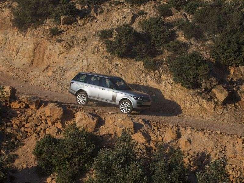 2014 land rover range rover hse road test review. Black Bedroom Furniture Sets. Home Design Ideas