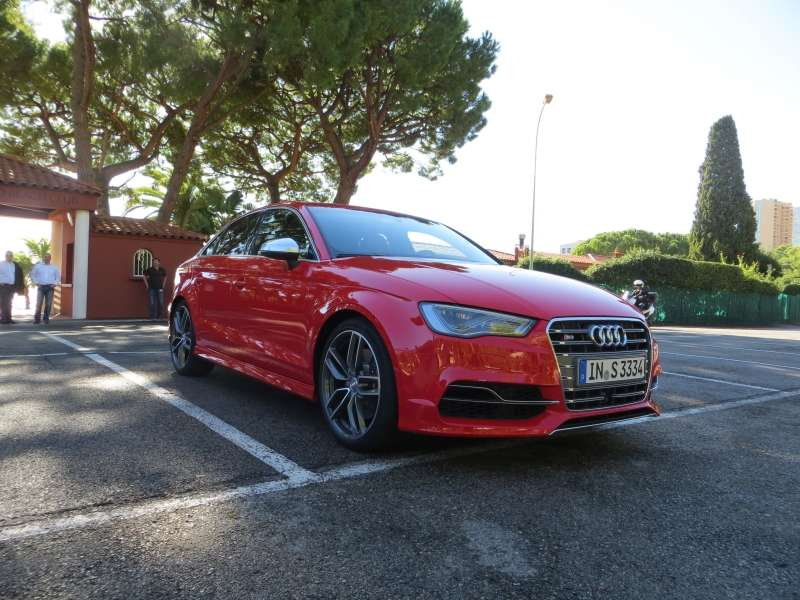 2015 Audi S3 Compact Luxury Sedan First Drive