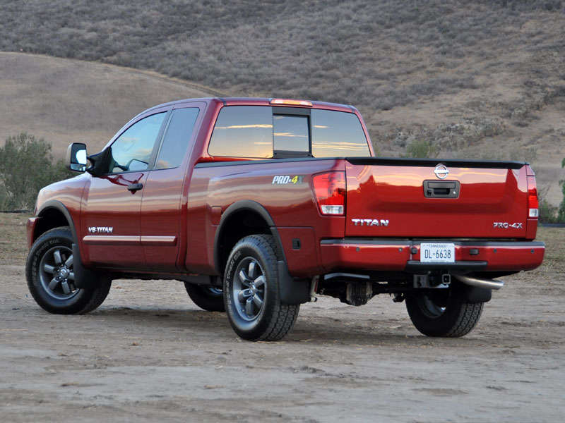 2014 Nissan Titan Pickup Truck Road Test And Review