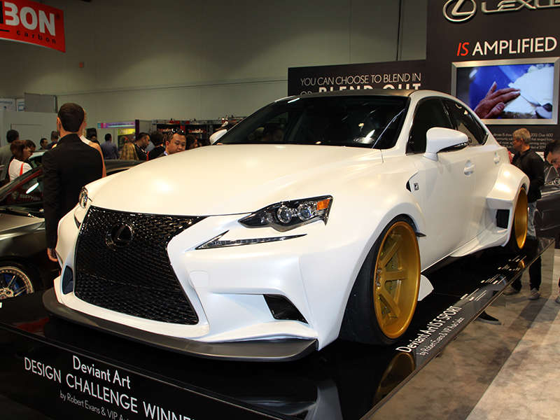 The Best Tuners of SEMA 2013