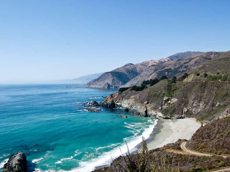 The Ten Most Beautiful Places In America To Go For A Relaxing Drive