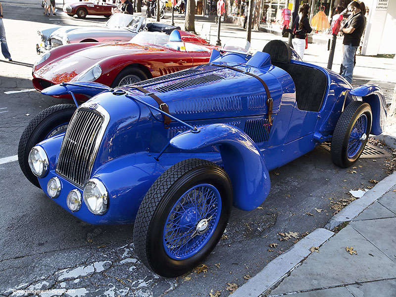 The 2013 Scarsdale Concours d